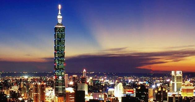 台北景点101大楼